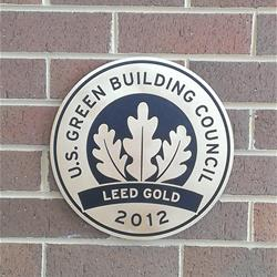 LEED medallion (2)
