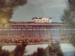 Old Photo of Bowie Race Track