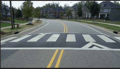 raised crosswalks