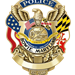 Bowie Police Department Badge
