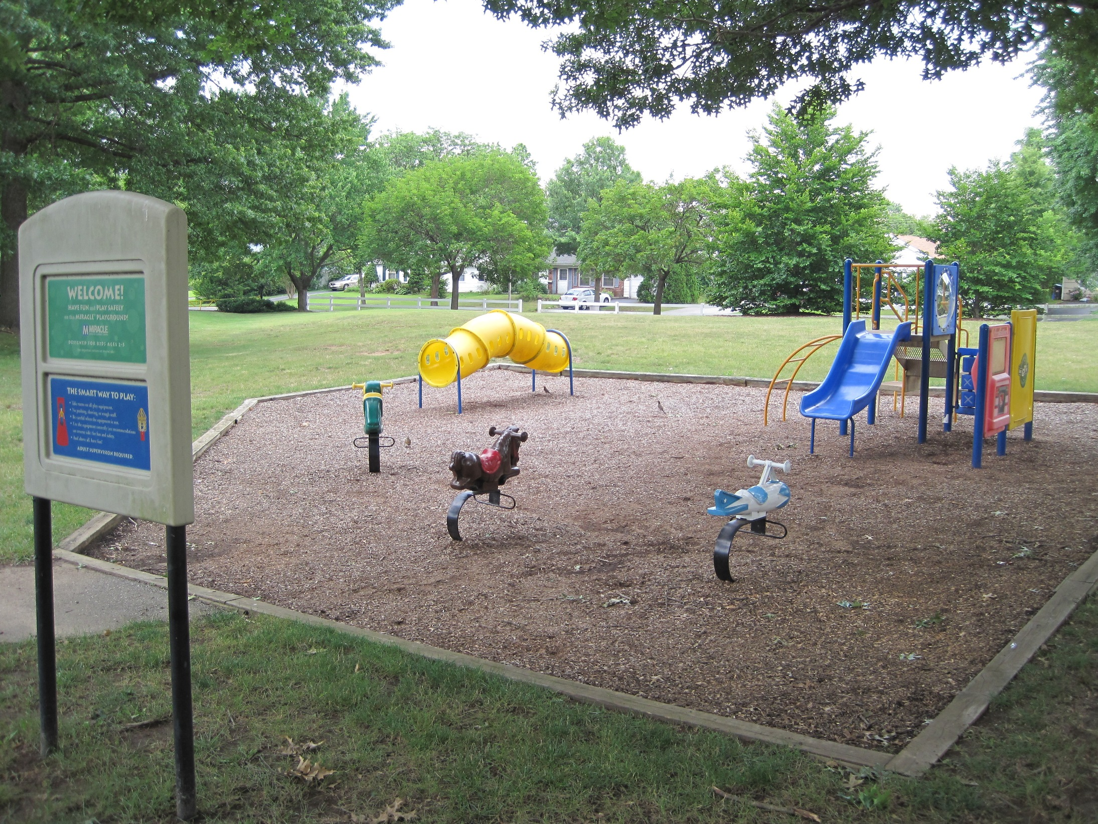 Buckingham Park Pre-School Playground