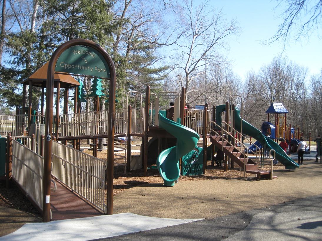 Opportunity Park Playground